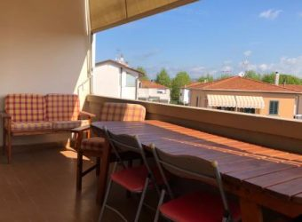 110A – Monolocale con terrazza abitabile coperta.