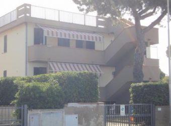 59A – Appartamento al piano rialzato con ampia corte comune.