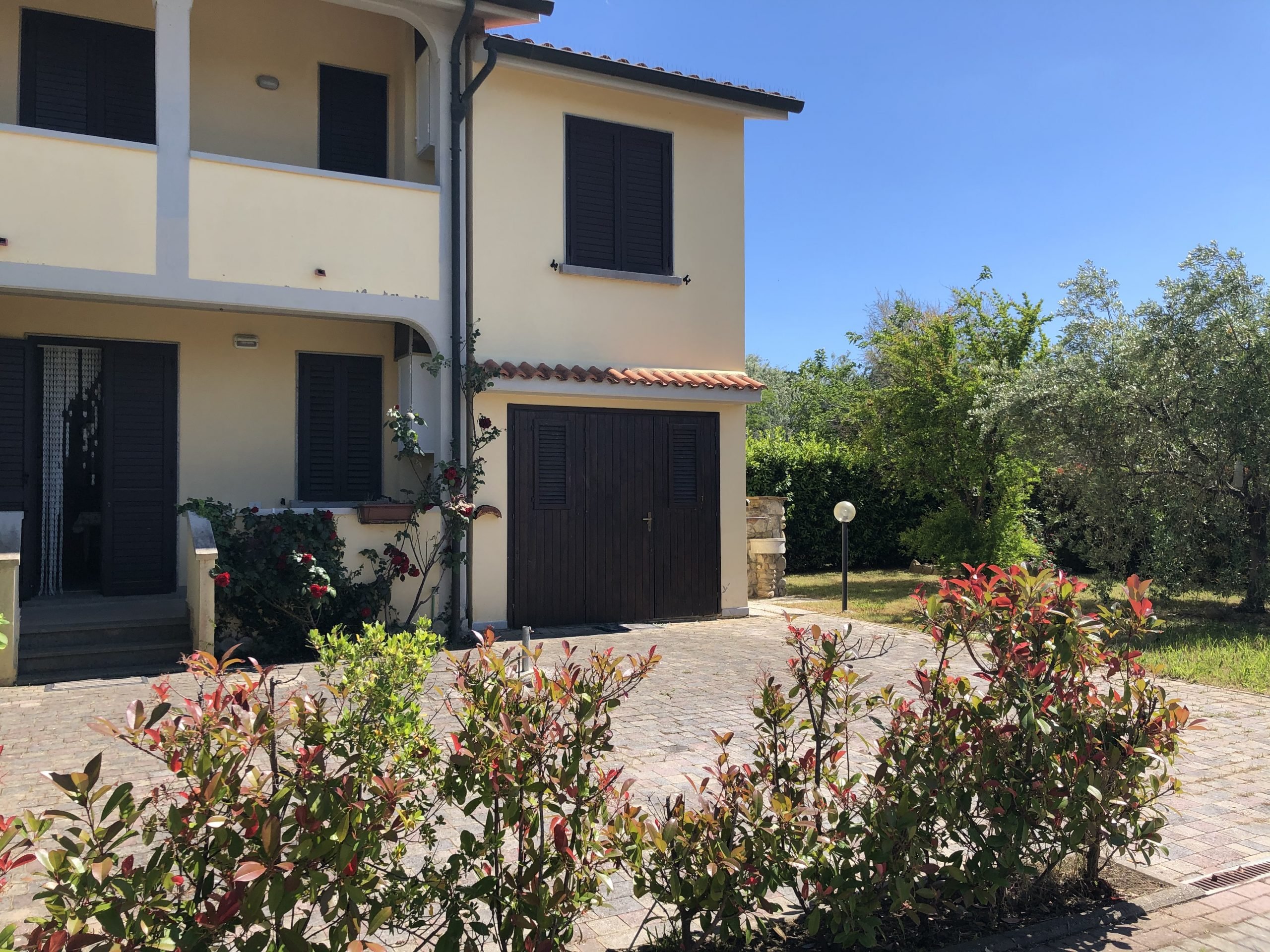 32A – La Mazzanta, 5 posti con giardino a 200 m dal mare